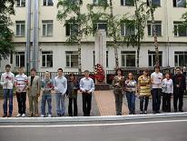22 июня 2008 года в Российском государственном социальном университете состоялось возложение цветов к монументу Защитникам Отечества, организованное активом юридического факультета, совместно с Первичной профсоюзной организацией РПС учащихся и работников РГСУ