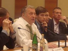 Алексей Казак на Круглом столе в Госдуме