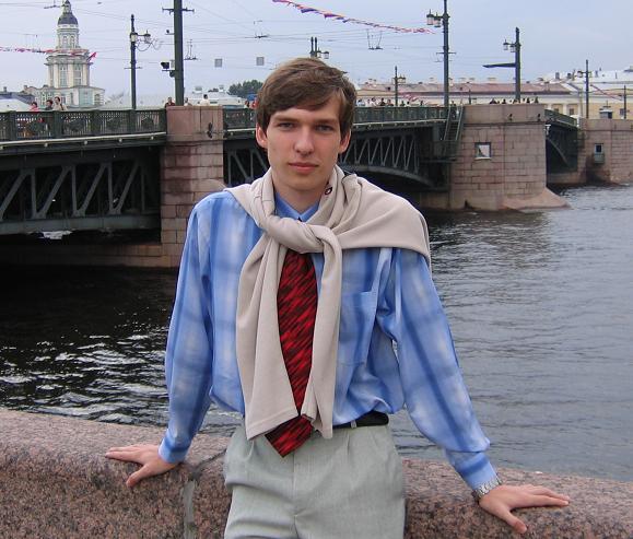 Председатель Межрегионального профсоюза студентов Союз молодежи СОЦПРОФ Казак Алексей Валерьевич