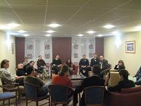 Заседание молодежной секции Съезда